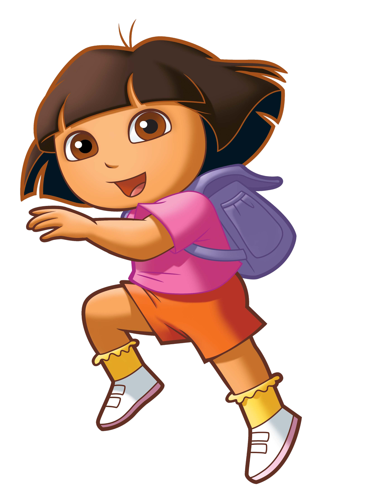 3 Cartoon Character Images : Cartoon characters dora la exploradora png