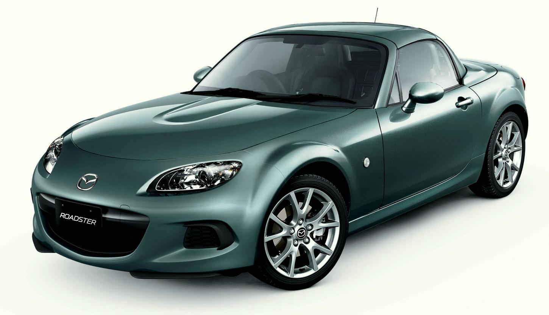 uautoknow.net: Mazda updates Japanese-market MX-5 Miata roadster