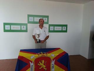 José López Moncayo Campeón Senior P&P de España 2012