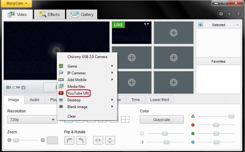 Tutorial Cara Pakai Virtual ManyCam