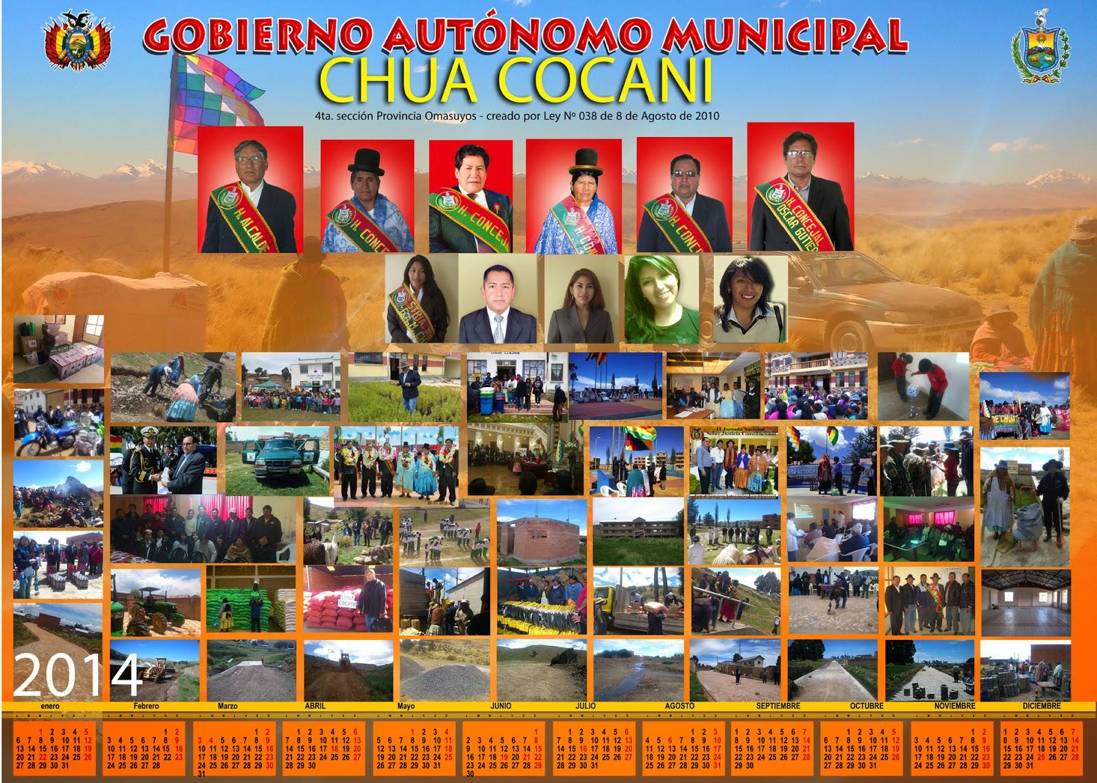 Municipios bolivianos
