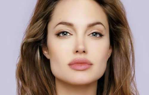 Beautiful Eyes from Angelina Jolie