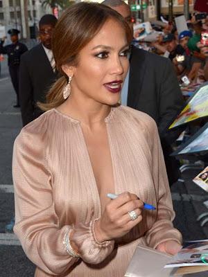 Jennifer Lopez Bangle Bracelet