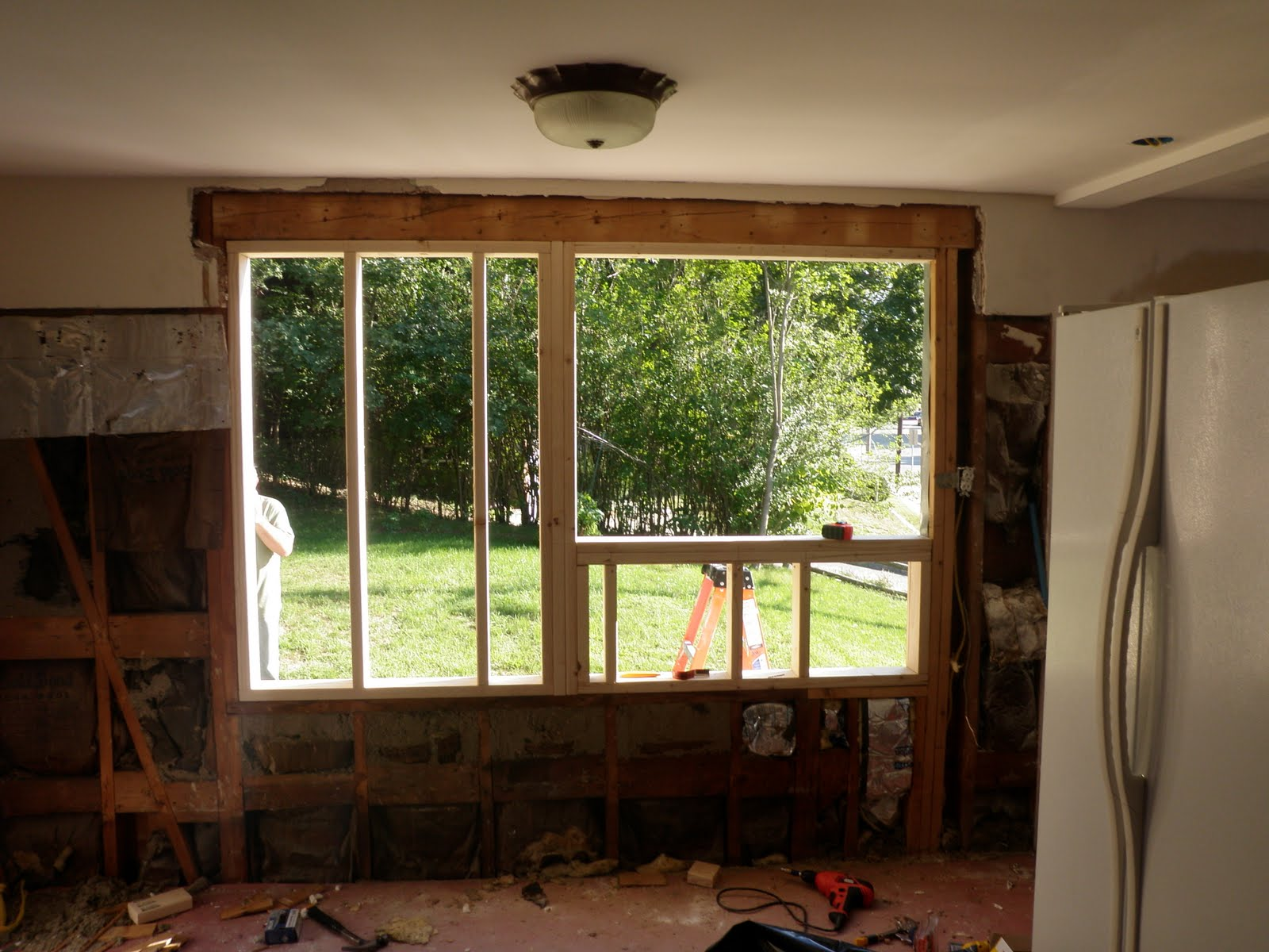 Replacement windows difference between replacement for New construction wood windows
