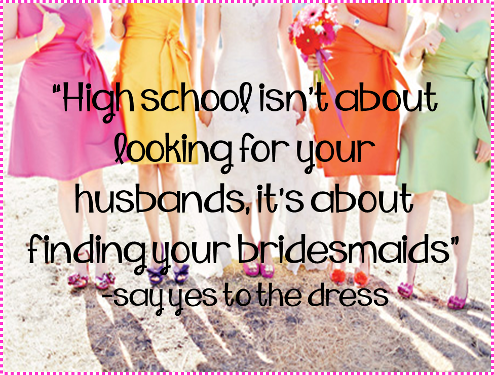 Quotes For My Highschool Friends : High school friends prep avenue