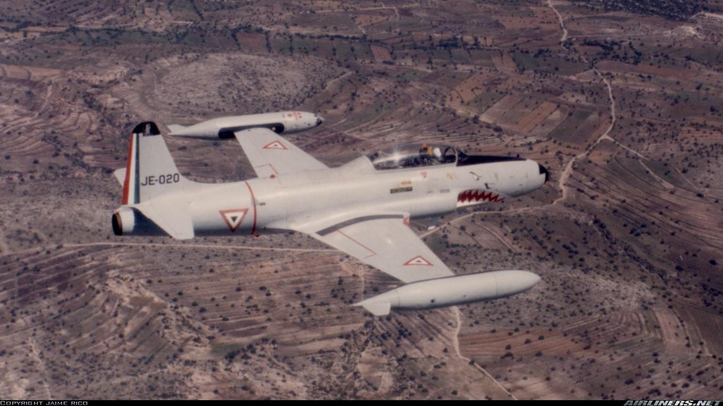 Restauracion del T-33 de la FAM T33+gris