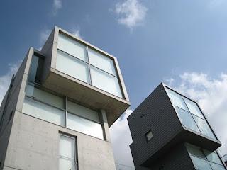 Casa 4x4 I y II. Vista exterior