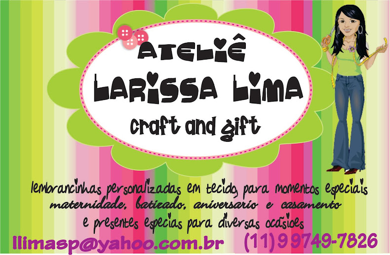 ATELIÊ LARISSA LIMA - Craft and Gift
