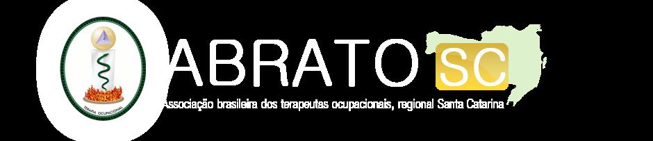 Abrato- SC - Associação Brasileira de terapeutas ocupacionais, regional Santa Catarina.