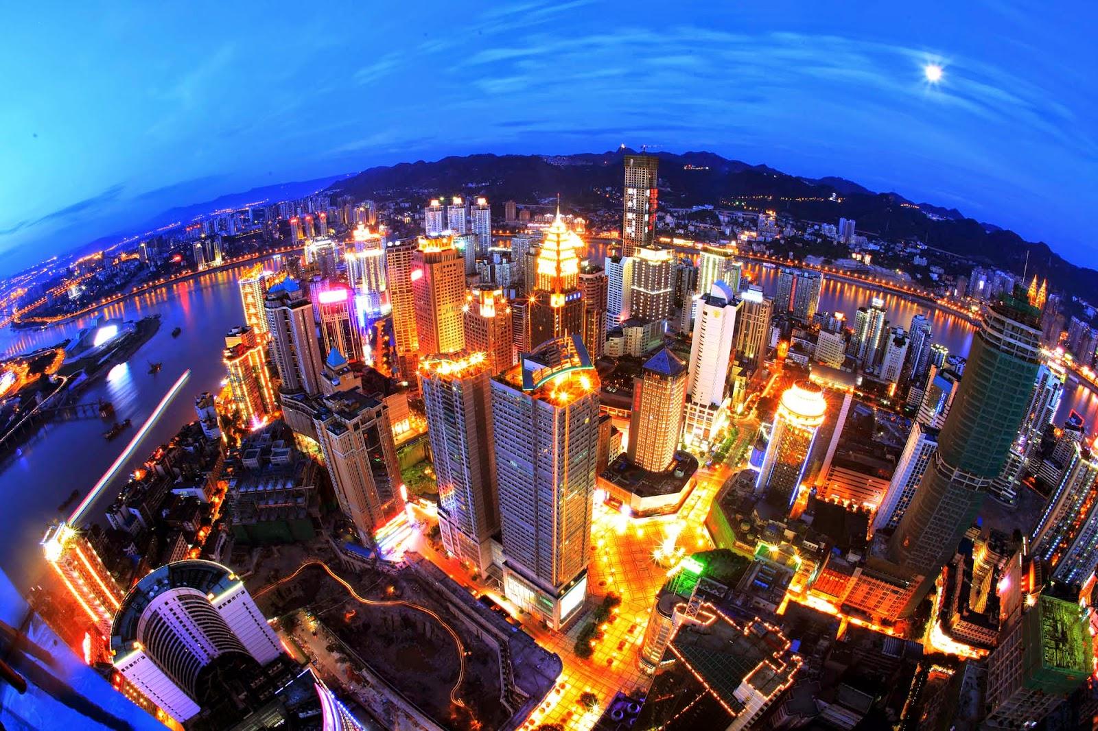 Chongqing : China's Unknown Mega City