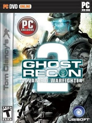 Baixar Gratis Download Ghost Recon Advanced Warfighter 2 - PC Full + Crack (SKIDROW)