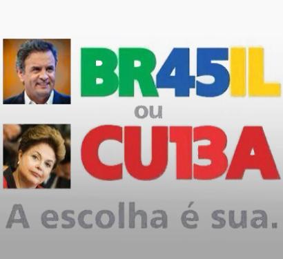 Dilma Rousseff a candidata ditadora do PTr