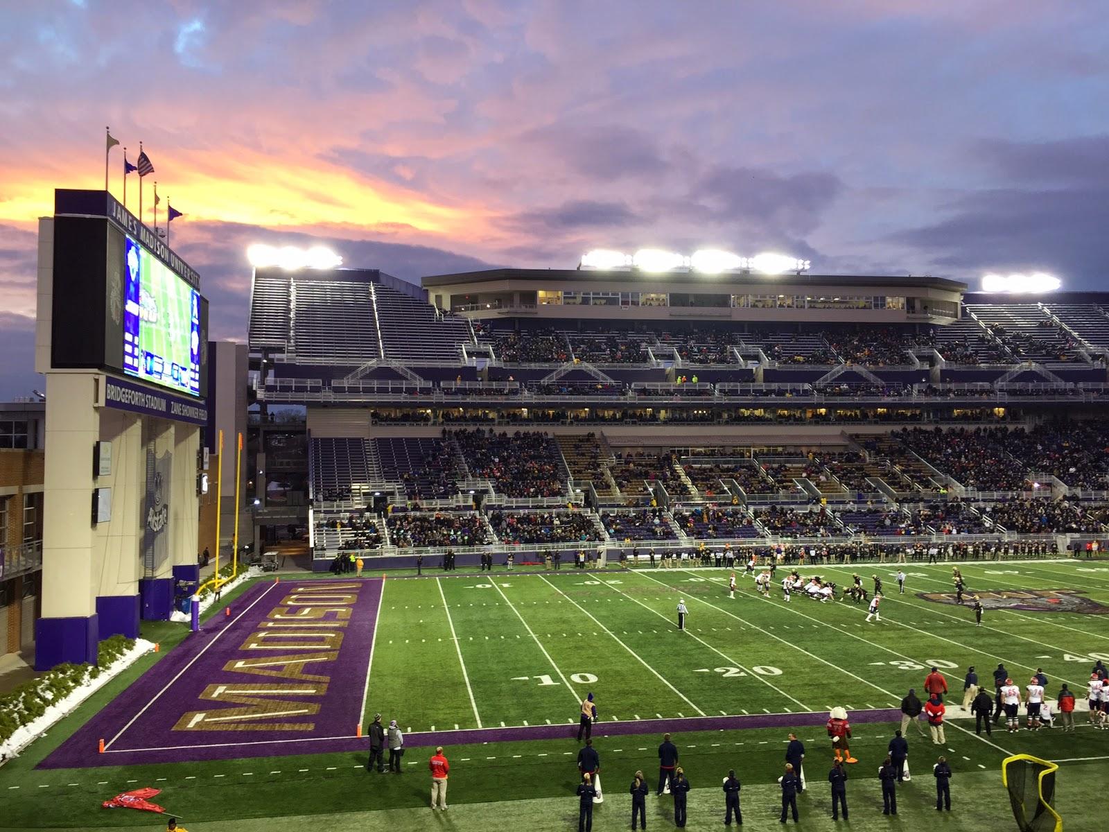 Liberty University Vs Jmu Football