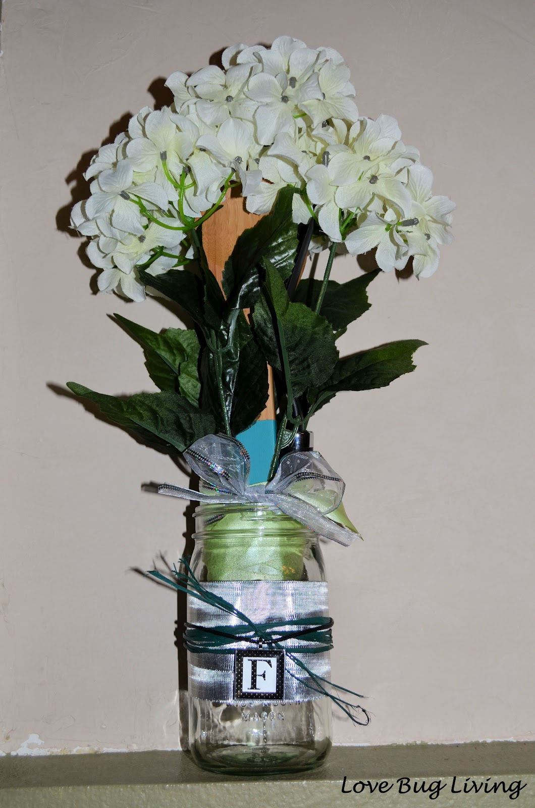 Love Bug Living: Wedding Shower Kitchen Utensil Bouquet ...