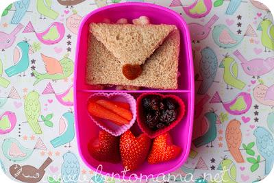almuerzo san valentin