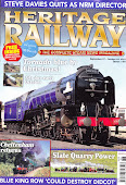 Heritage Railway Magazine October 2012