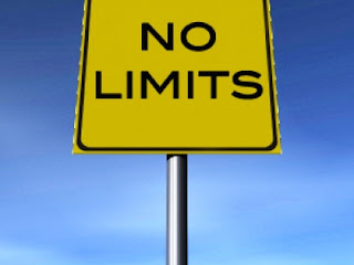 Most of the limits on our ministry are self inflicted.