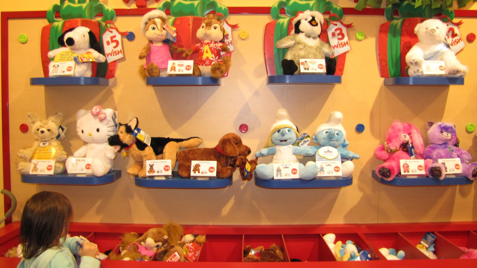 Build A Bear Workshop Dogs And Cats