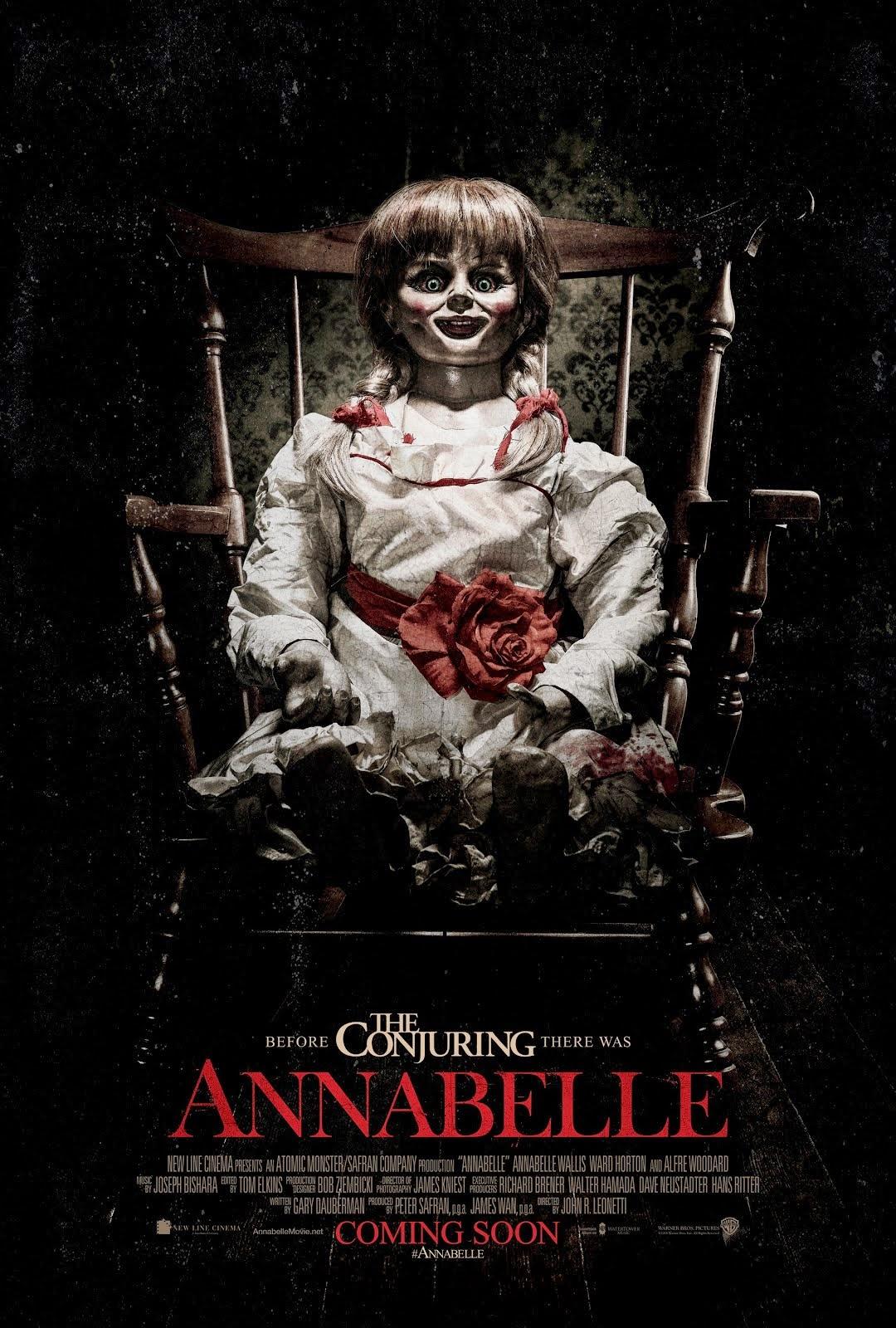 Annabelle - (2014)