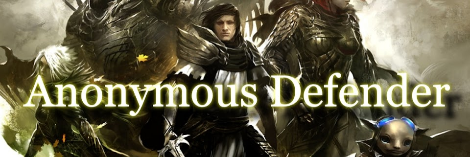 Anonymous Defender in Guild Wars 2