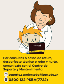 Plan Sarmiento BA - Netbooks
