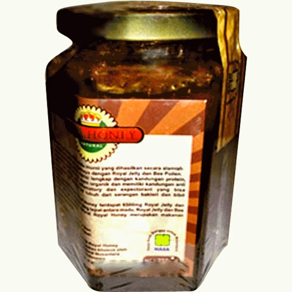madu royal honey