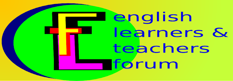 English Language Teachers' Blog