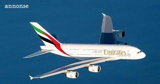 Fly til Dubai. Opplev At the Top, Burj Khalifa gratis
