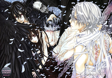 #19 Vampire Knight Wallpaper