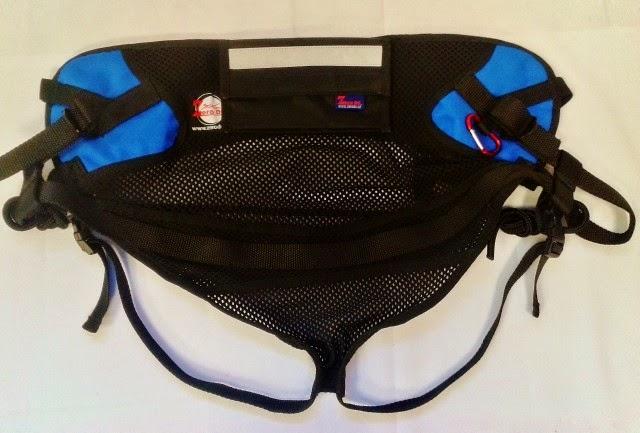 SPEEDY canicross belt - Skijor belts and Musher belts