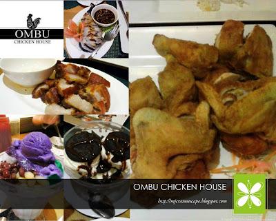 Ombu Chicken House