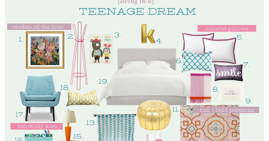 Teenage Dream Room lizzy write: living in a teenage dream room