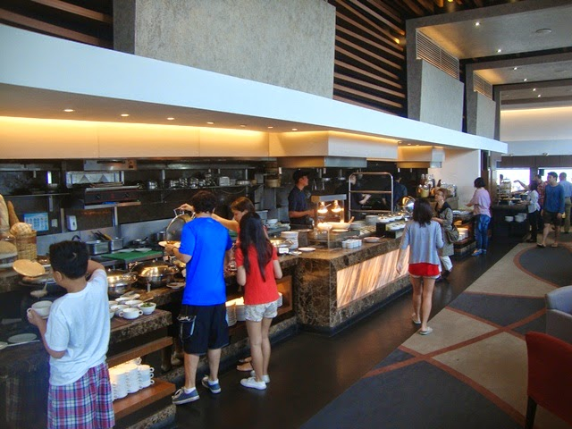 F CAFE, F1 ALL DAY DINING, F1 HOTEL MANILA