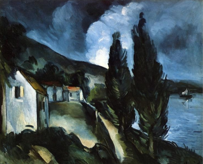 Maurice de Vlaminck 1876-1958 | French Fauvist painter