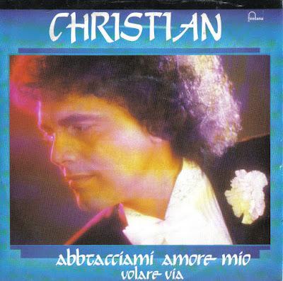 Sanremo 1983 - CHRISTIAN - ABBRACCIAMI FORTE - AMORE MIO