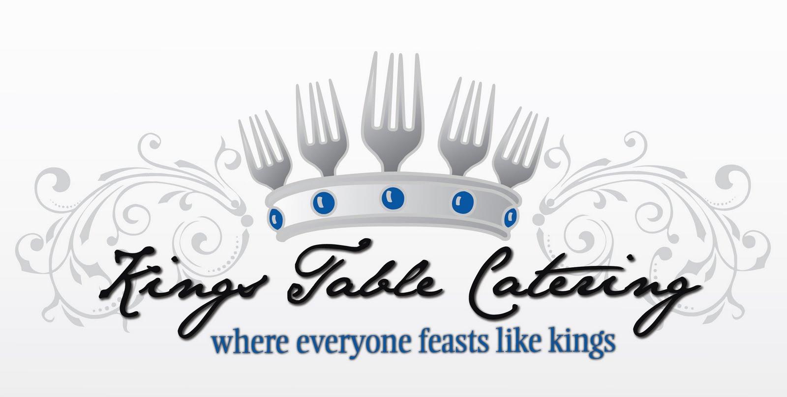 Tatum Criner McWatters Portfolio Kings Table Catering - Kings table catering