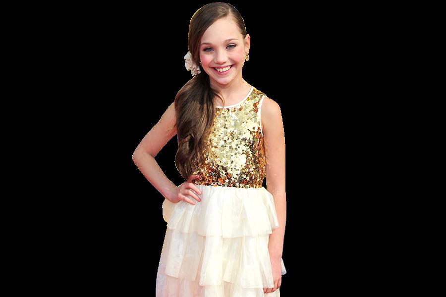 Eleven Year Old Maddie Ziegler