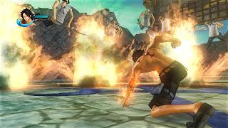 One Piece Pirate Warriors Gamescom Gameplay Screenshots Ace