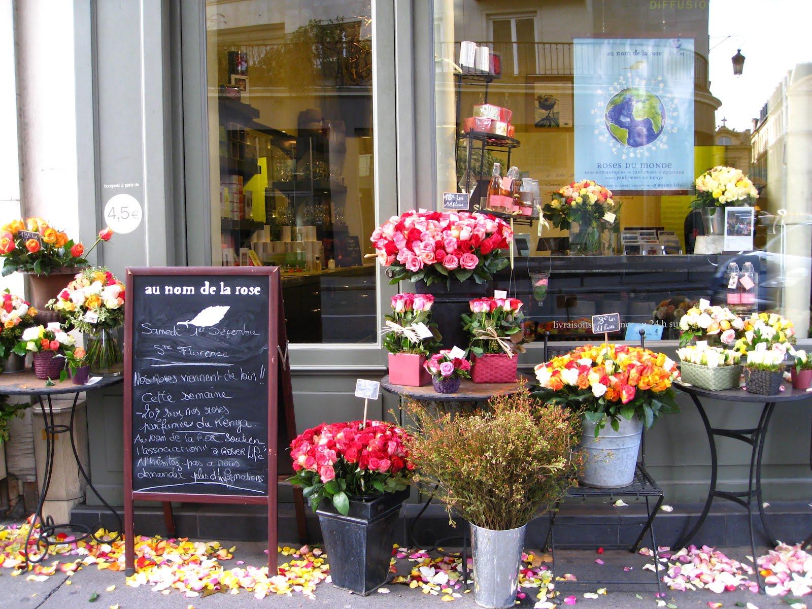 chocolate croissants les fleurs de paris parisian flowers. Black Bedroom Furniture Sets. Home Design Ideas
