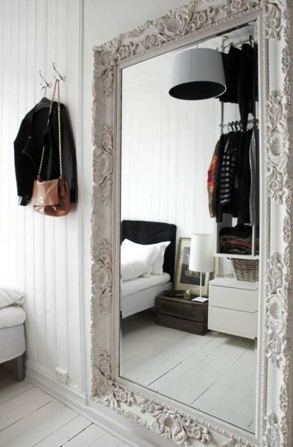Un gran espejo en tu dormitorio the big mirror in your - Espejos en dormitorios ...