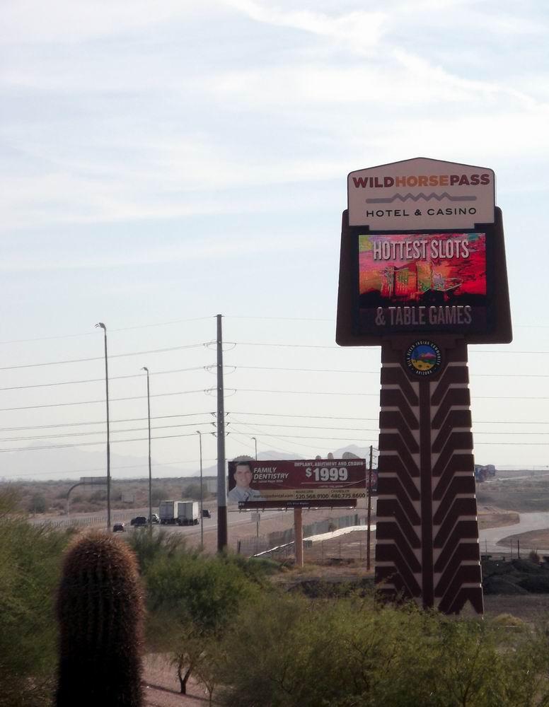 Wild horse pass casino chandler az jobs