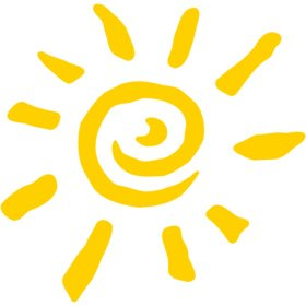 Clip art de Sol Imagen de sol infantil para imprimir