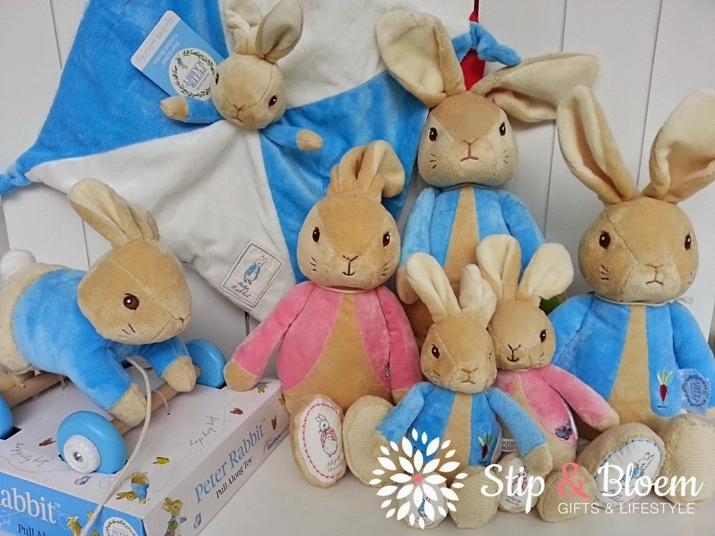 Grote Peter Rabbit collectie
