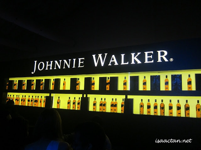 Johnnie Walker Black Circuit Lounge 2011