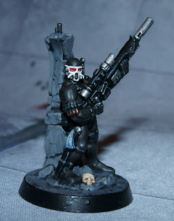 Painting Warhammer K Miniatures With Oil Paint