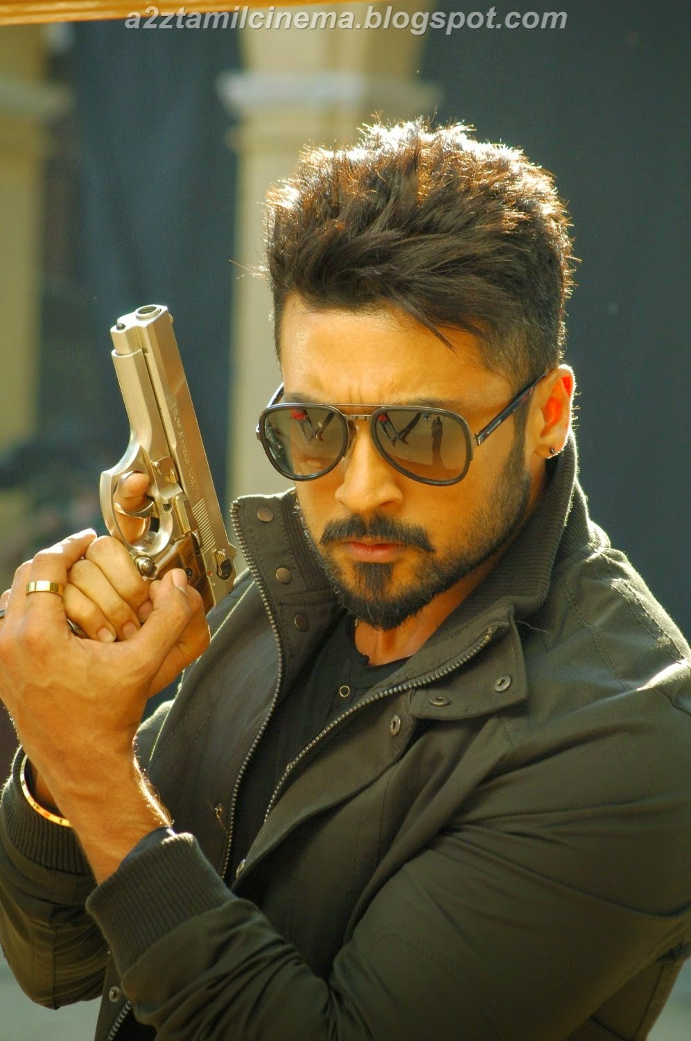 Anjaan Surya Latest Anjaan Surya New Surya Hairstyle