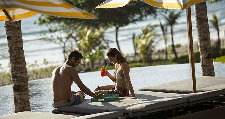S.K.A.I. Beach Club at Padma Resort Legian