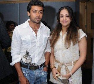 Surya & Jhothika