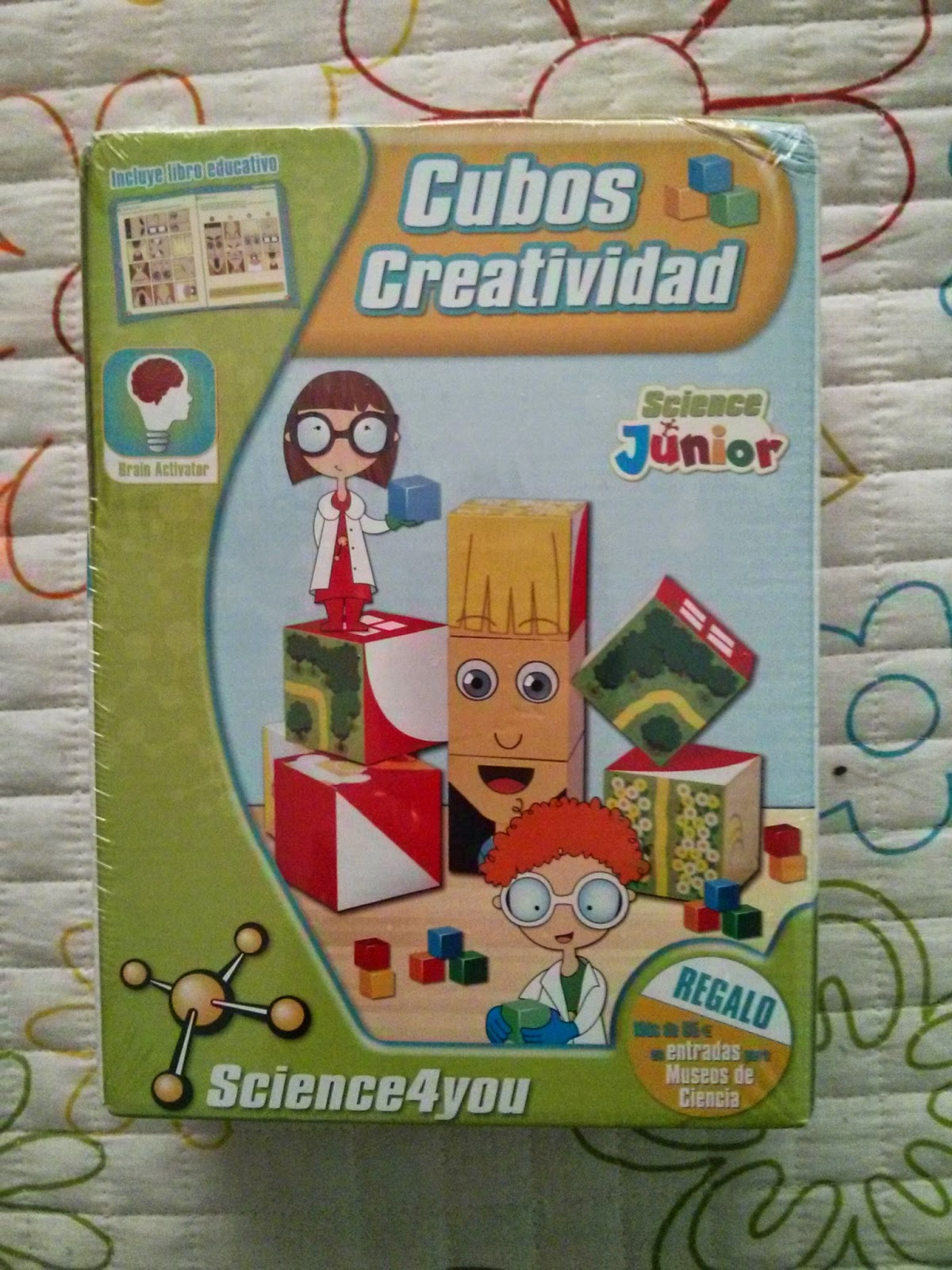 Cubo Científico sciencie4you