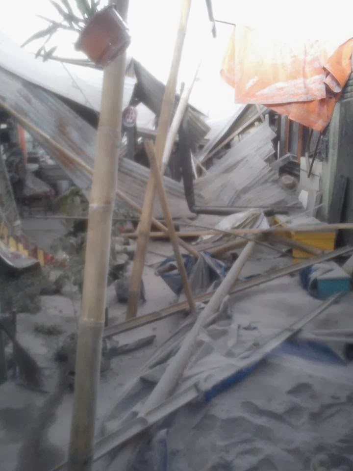 Foto Bencana Gunung Kelud
